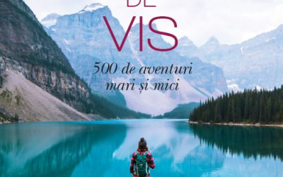 "Recenzie ""The bucket list. Destinații de vis"", volum coordonat de Kath Stathers"