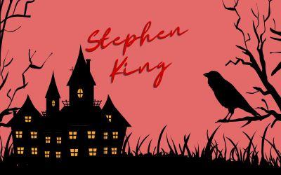 Cărți de Stephen King care îți vor da fiori