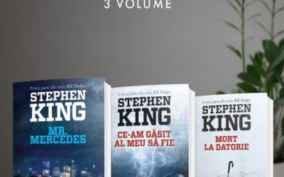 Trilogia Bill Hodges și Străinul de Stephen King