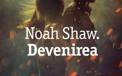 "Recenzie ""Noah Shaw. Devenirea"" de Michelle Hodkin"