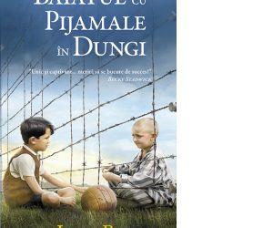 """Recenzie """"Băiatul cu pijamale în dungi"""" de John Boyne"""