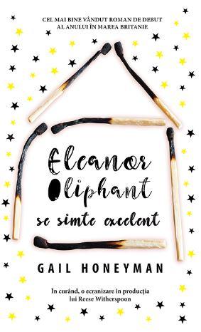 Eleanor Oliphant se simte excelent de Gail Honeyman