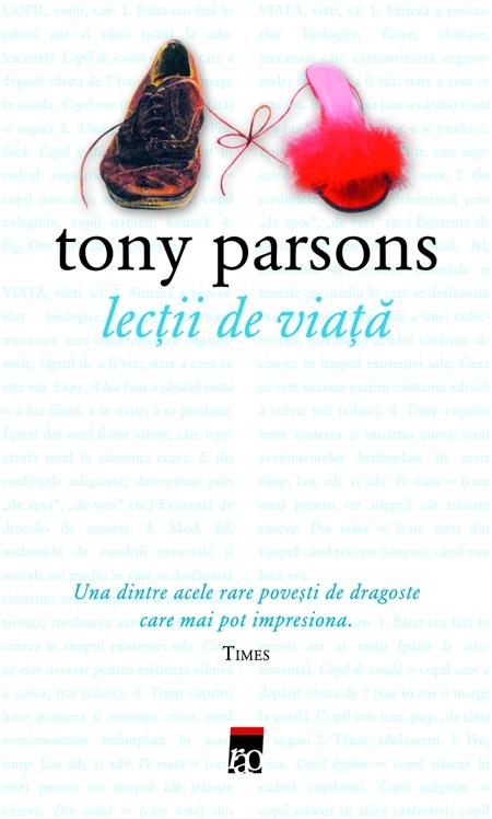 Lecții de viață de Tony Parsons