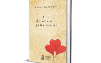 """Interviu cu Ramona Lee Soo-Jun, autoarea cărții """"100 de scrisori până mâine"""""""