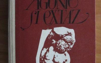 """Recenzie """"Agonie și extaz"""" de Irving Stone"""