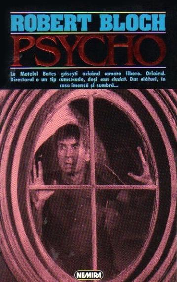 """Recenzie """"Psycho"""" de Robert Bloch"""