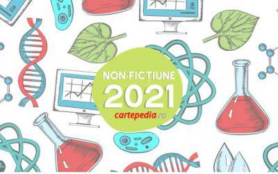 8 Cărți de non-ficțiune pe care să le citești în 2021
