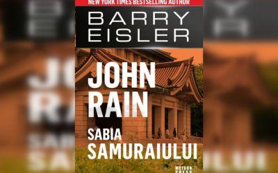 "Recenzie ""John Rain. Sabia samuraiului"" de Barry Eisler"