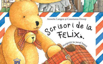 "Recenzie ""Scrisori de la Felix"" de Annette Langen"
