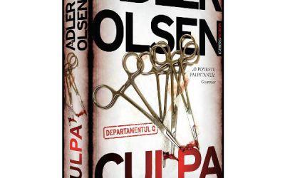 """Recenzie """"Culpa – Departamentul Q, #4"""" de Jussi Adler-Olsen"""