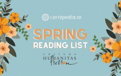 5 Cărți pe care să le citești în această primăvară