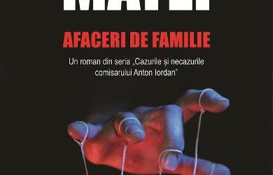 """Recenzie """"Afaceri de familie"""" de Teodora Matei"""