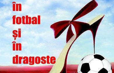 """Recenzie """"Rivali în fotbal și în dragoste"""" de Delia Mitroi"""