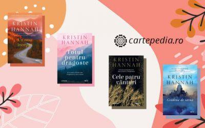 5 romane scrise de Kristin Hannah care îți vor ajunge direct la inimă