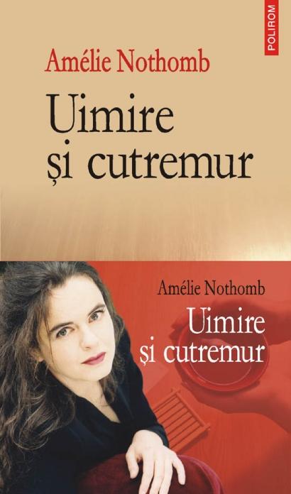 Uimire și cutremur de Amelie Nothomb