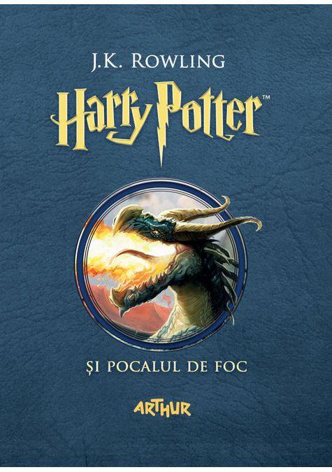 "Recenzie ""Harry Potter și Pocalul de Foc"" de J. K. Rowling"