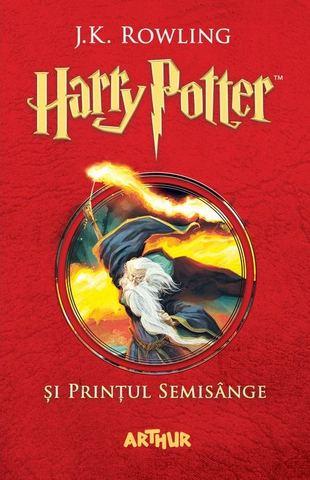"Recenzie ""Harry Potter și Printul Semisange"" de J. K. Rowling"
