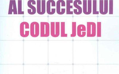 """Recenzie """"Codul secret al succesului. Codul JeDi"""" de Claudiu Simion și Janina Lorelei Simion"""