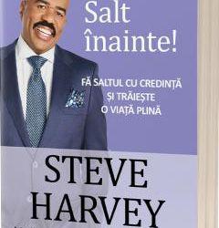 "Recenzie ""Salt inainte"" de Steve Harvey"