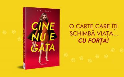 Interviu cu Iulia Nani, autoarea cărții «Cine nu e gata»