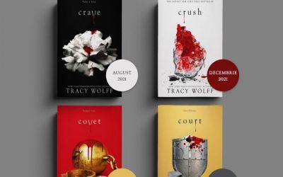 AMURG pentru o nouă generație – Crave de Tracy Wolff