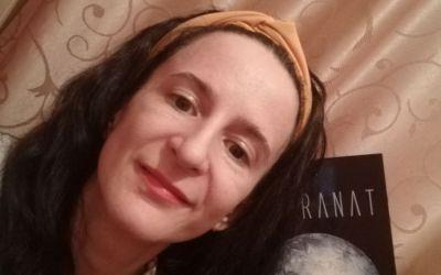 """Interviu cu Pilot Milena, autoarea cărțiii """"Hud Ranat"""""""