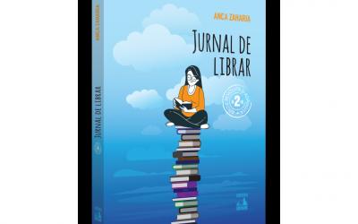 """Recenzie """"Jurnal de librar"""" de Anca Zaharia"""