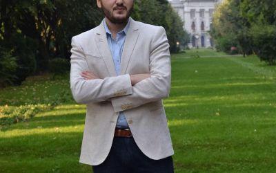 """Interviu cu Sabin-Ștefan Pavelescu, autorul cărții """"Citadin"""""""