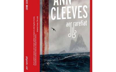 "Recenzie ""Aer rarefiat"" de Ann Cleeves"