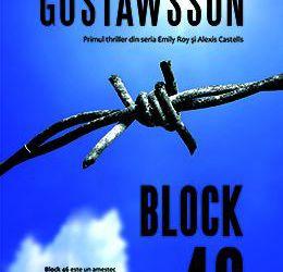 "Recenzie ""Block 46"" de Johanna Gustawsson"