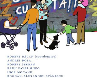 Cartea cu tați -proiect coordonat de Robert Bălan