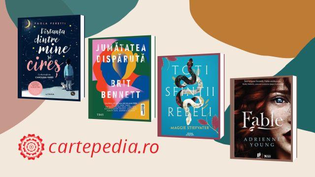 Ficțiunea la feminin – noutăți literare pentru colecția ta!