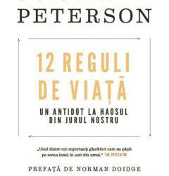 """Recenzie """"12 Reguli de viață. Un antidot la haosul din jurul nostru"""" de Jordan B. Peterson"""