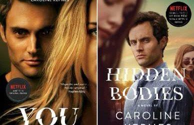 """Recenzie """"Tu"""" și """"Corpuri Ascunse"""" de Caroline Kepnes"""