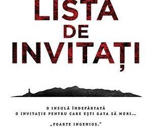 """Lista de invitați"" de Lucy Foley"