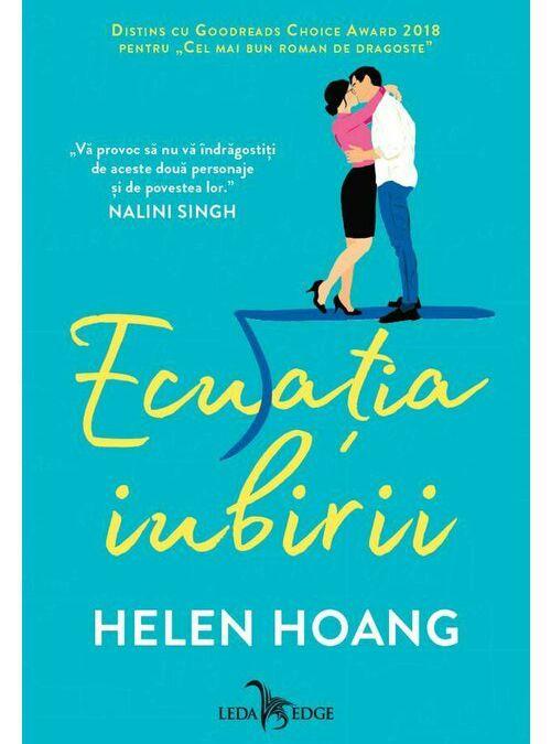 """Recenzie """"Ecuația iubirii"""" de Helen Hoang"""