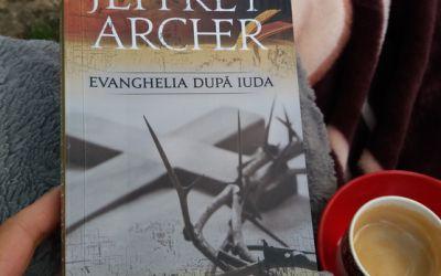 """Recenzie """"Evanghelia după Iuda"""" de Jeffrey Archer"""