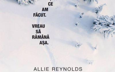 """Recenzie """"Fior"""" de Allie Reynolds"""