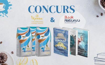 Concurs Morra Coffee & Booknation