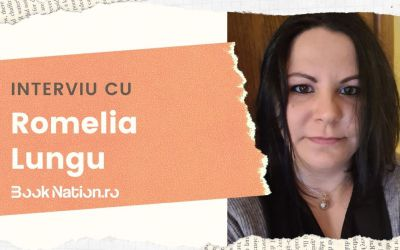 """Interviu cu Romelia Lungu, autoarea cărții """"Insomnia"""""""