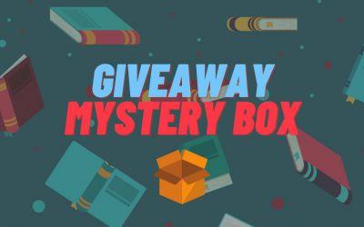 GIVEAWAY – Mystery Box pentru Cititori înrăiți
