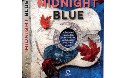 """Recenzie """"Midnight Blue"""" de L. J. Shen"""