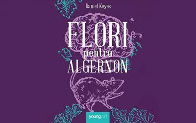 "Recenzie ""Flori pentru Algernon"" de Daniel Keyes"