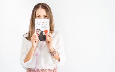 """Interviu cu Cristina Andreea Stan, autoarea cărții """"Vrei să iubești? Începe cu tine!"""""""