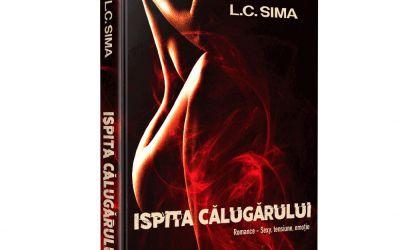 """Interviu cu L.C.Sima, autorul cărții """"Ispita Călugărului"""""""