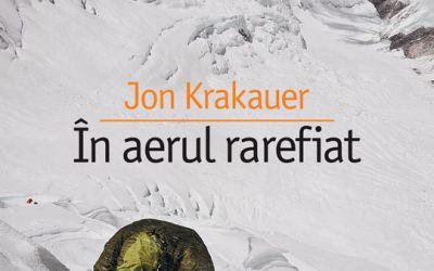 "Recenzie ""În aerul rarefiat"" de Jon Krakauer"