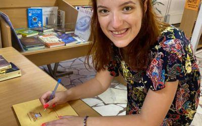 Interviu cu scriitoarea Cristina Beatrice Preda