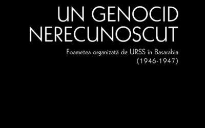 """Istoria nu uită și nu iartă. """"Un genocid nerecunoscut"""" de Mariana S. Țăranu"""