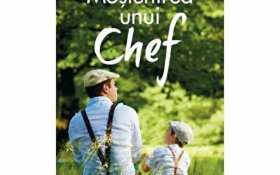 """Recenzie """"Moștenirea unui chef"""" de Jacky Durand"""