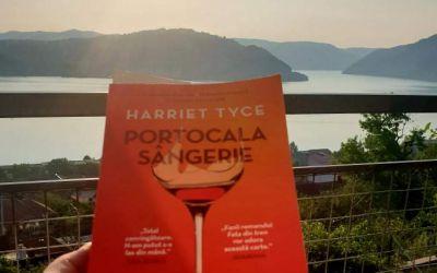 """Recenzie """"Portocala sângerie"""" de Harriet Tyce"""